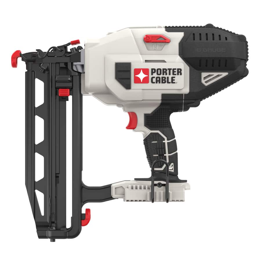YMMV PORTER-CABLE 18-Gauge Cordless brad Nailer $89, Crown Stapler $98 and 16-Gauge finish nailer $119