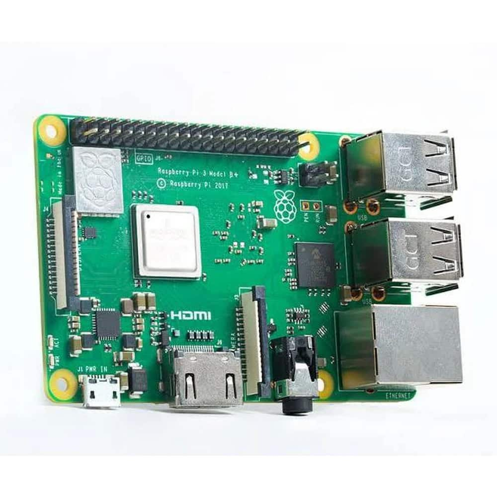 Raspberry Pi 3 Model B+ for $28 + tax