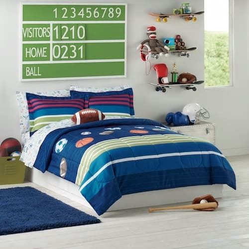kohl's card holder : Jumping Beans MVP Sports Bedding Set ,FULL 7-PIECE SET,Comforter included.+free shipping $19.59($139.99)