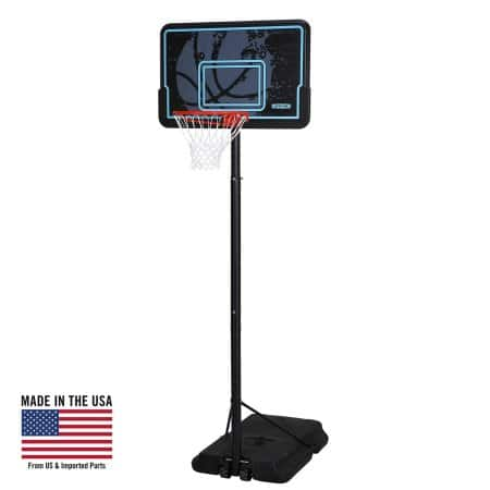 Lifetime Adjustable Portable Basketball Hoop (44-Inch Impact)    $76.50 (Reg:129.94)