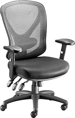 Staples Carder Mesh Task Chair, Black 24115 $89.99