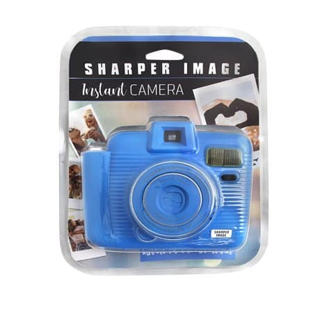 Sharper Image Instant Camera $21