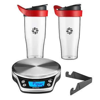 Vitamix Perfect Blend Scale (w/ 2 smoothie cups) - $79.99 (org. $99.99) - Costco