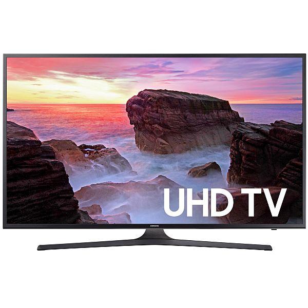 "Samsung 58"" Class 4K (2160P) Smart LED TV (UN58MU6070) $528 ymmv"