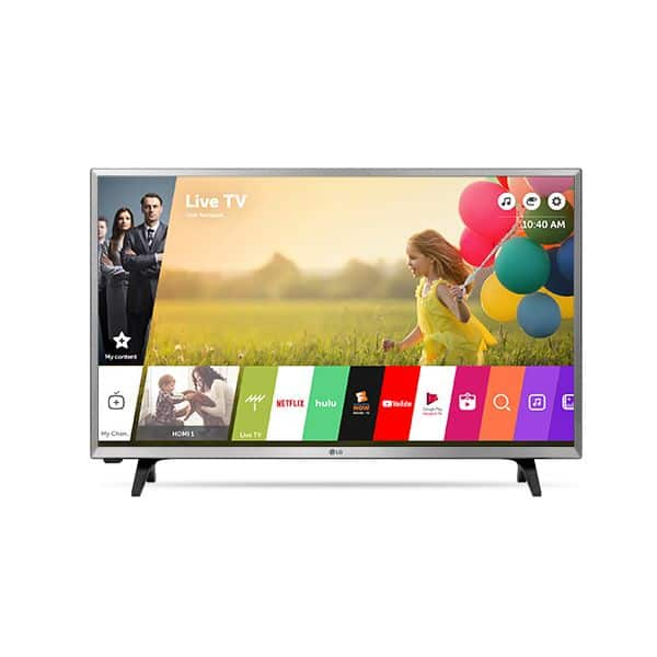LG 32 Inch Smart LED TV 32LJ550M $209 with $100 dell promo gift card