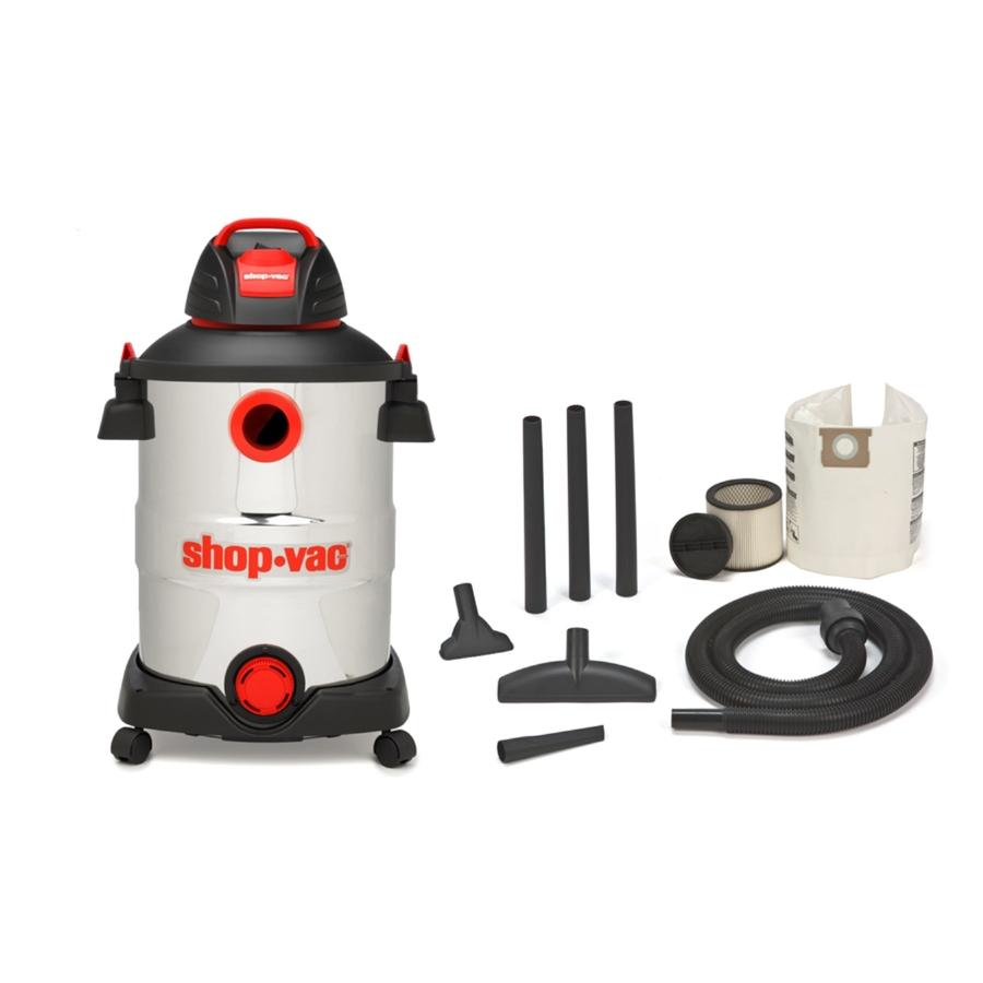 Shop-Vac 12-Gallon 6-Peak HP Shop Vacuum $49