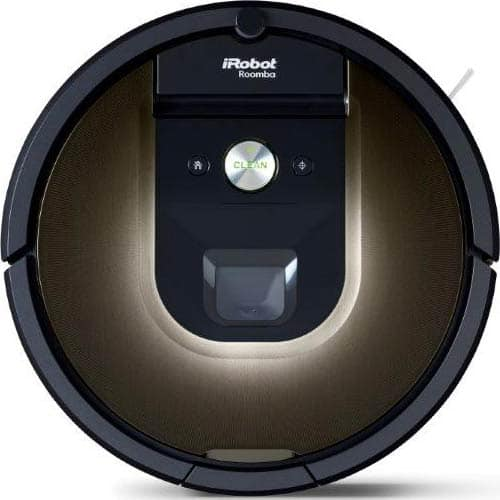 iRobot Roomba 980 Robotic Vacuum $680 With Promo Code