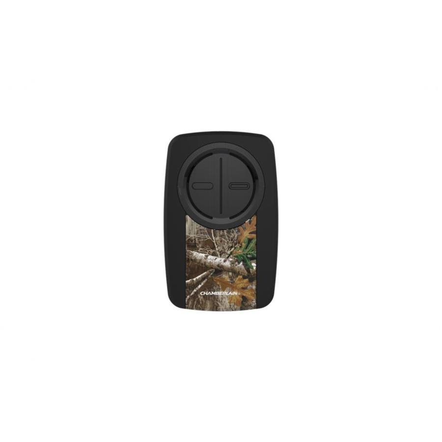 How To Program Garage Door Remote >> Chamberlain Universal 2 Button Garage Door Opener Remote