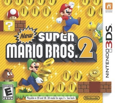 30f5242b01 Select Target Stores: New Super Mario Bros. 2 (Nintendo 3DS ...