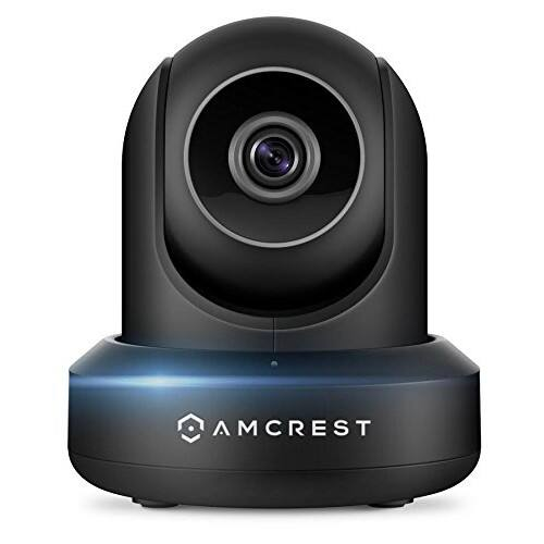 Amcrest UltraHD 2K (3MP/2304TVL) WiFi Video Security IP Camera $71.09 + Free Shipping