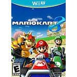 Wii u games select games 30% off Target 9/6 Mario Kart 8 - $41.99, Mario Party 10 - $34.99, Smash Bros for Wii U - $41.99 Starts 9/6