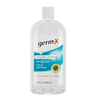 Target has  Germ-X Original Hand Sanitizer - 32 fl oz for $5.99