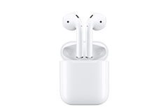 Amazon Offer Apple AirPods with Charging Case (2019) for $129
