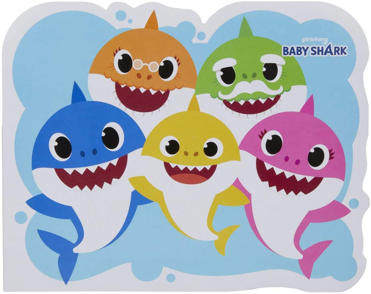 Amazon Offer 90-Pieces Crayola Baby Shark Art Set 04-1042 for $16.99