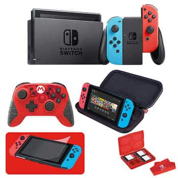 Costco Member Only Item Nintendo Switch W Mario Controller Game Traveler Case Bundle 370 If the family membership plan will allow us to share games i've already purchased (and new games that he purchases), then he is much more likely to if this person i'm close with gets his own switch, can we get a family plan and share the eshop games we buy with each other, on our own devices? costco member only item nintendo switch w mario controller game traveler case bundle 370