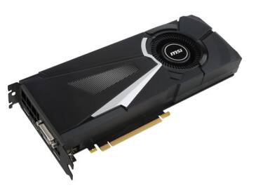MSI GeForce GTX 1070 Aero 8G OC Graphics Card $409.99 with free shipping. No tax outside NY.