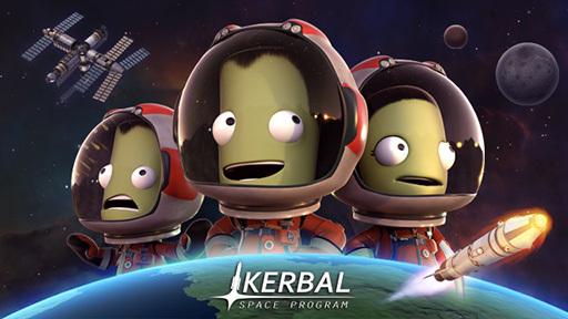 Kerbal Space Program - Mac- $6.95