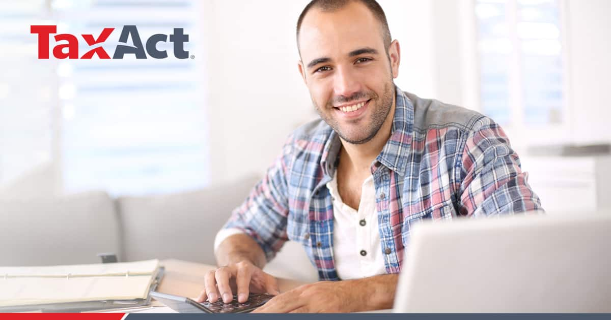 TaxAct 2018 Tax Preparation: Basic, Deluxe, or Premier+ - Slickdeals net