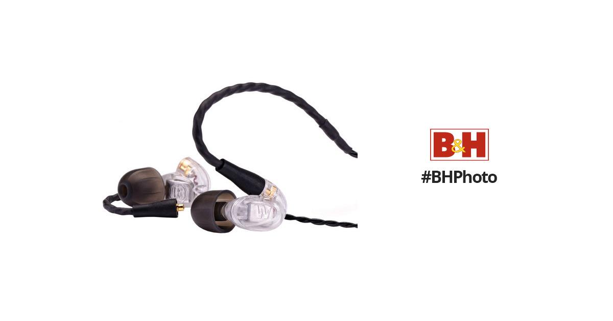 Westone UM Pro 30 Triple-Driver Universal In-Ear Monitors $249.99 + FS