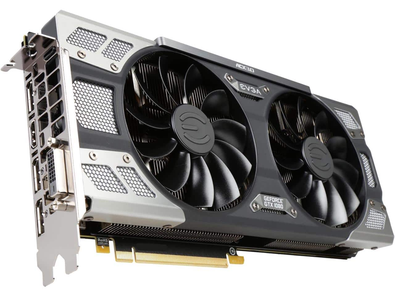 EVGA GeForce GTX 1080 FTW GAMING $659.99