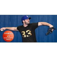 MLB Shop Deal: NY Mets - Matt Harvey Night (Apr 17th, Fri) - $33 includes 3 Tickets, $15 Credit for Food/Merchandise + Matt Harvey T Shirt