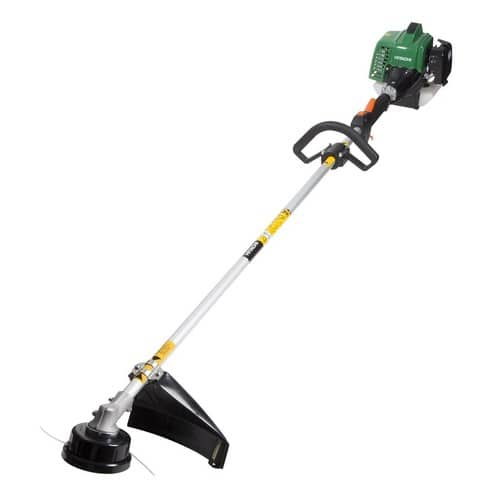 Hitachi CG23ECPSL 22.5cc 2-Cycle Gas Powered Solid Steel Drive Shaft String Trimmer $148.49