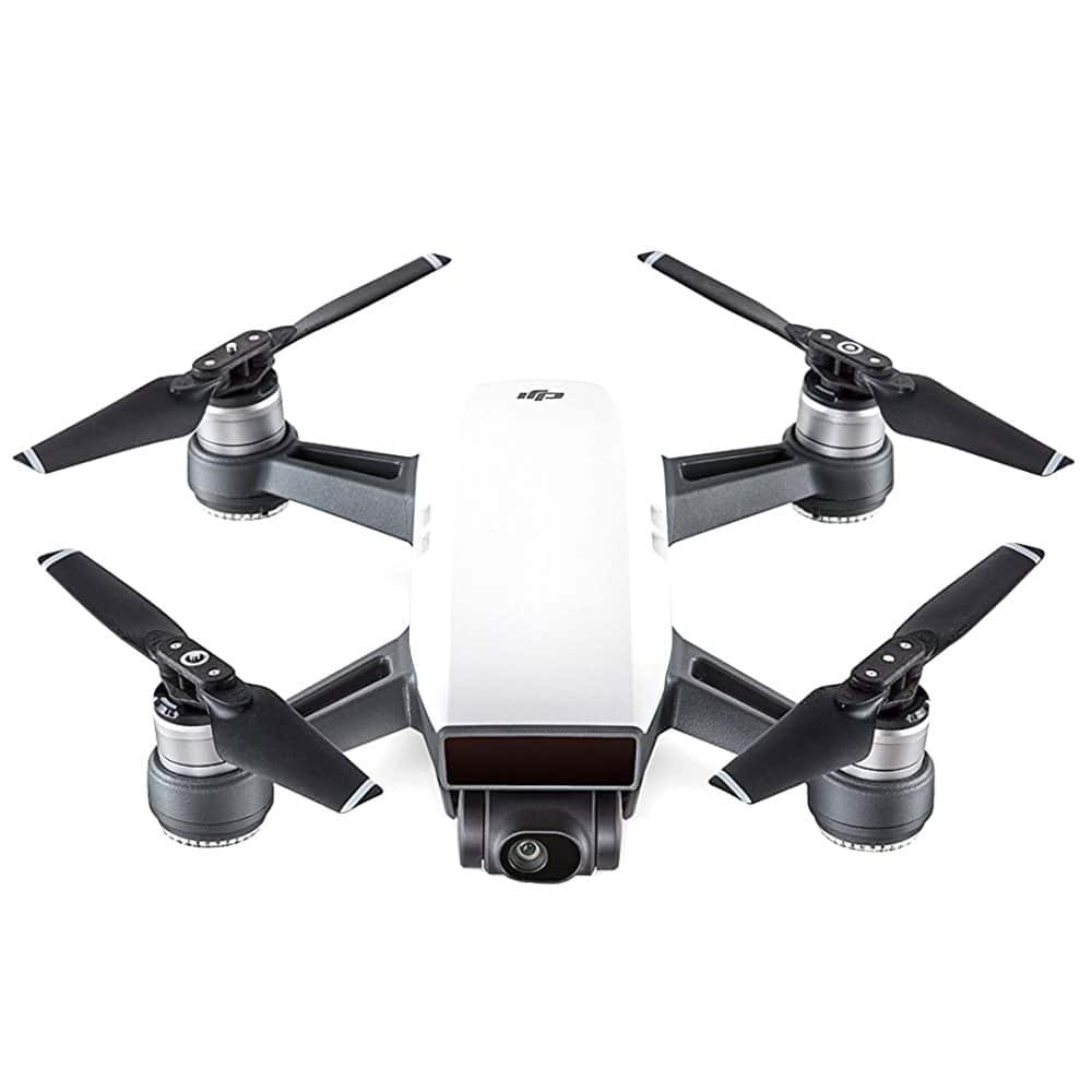 YMMV - Best Buy price match Microcenter DJI Spark Alpine White Fly More Combo - In-Store Only - $399.99 + $50 Gift Card - YMMV