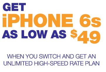 MetroPCS - iPhone 6s for $49 after port in - Slickdeals net