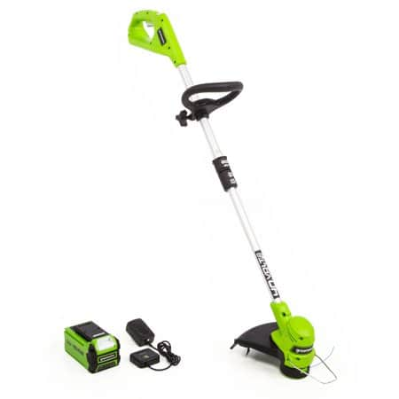 Greenworks 40V 12-Inch String Trimmer 2.0 Ah Battery and Charger Included Walmart YMMV $66