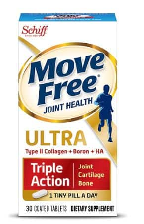 Schiff Move Free Joint Health Ultra -- 30 Coated Tablets $19.46