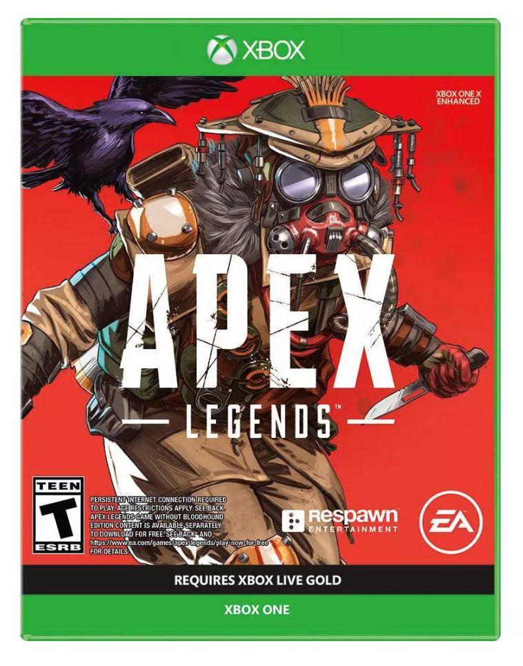 Apex Legends Bloodhound edition (xb1) $4.99