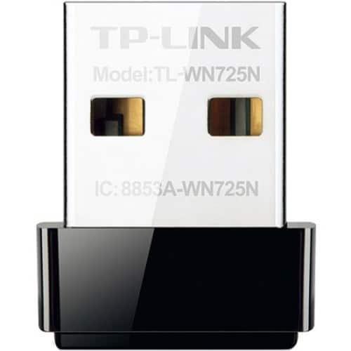 TP-Link N150 USB WiFi Adapter with SoftAP Mode - Nano Size