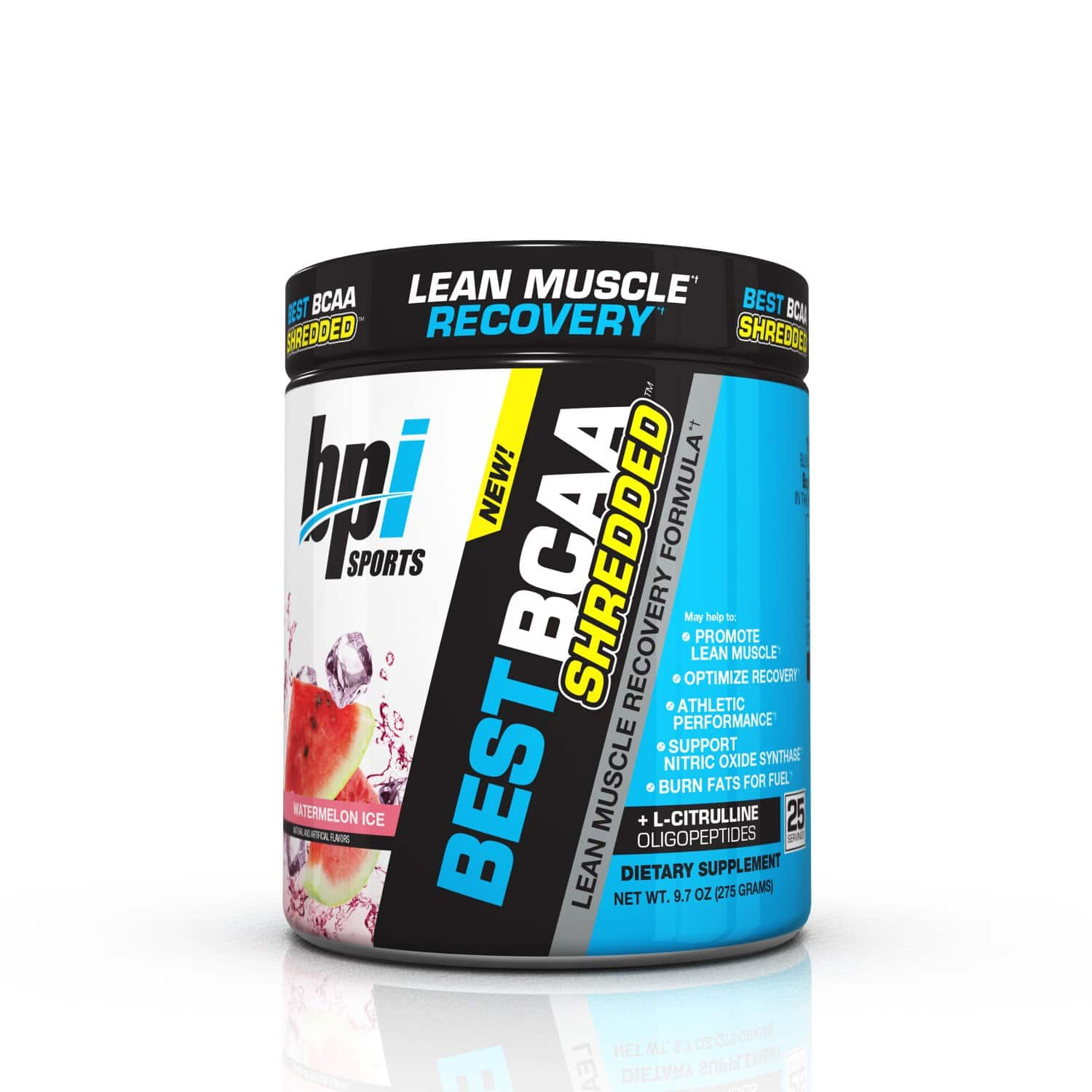 BPI Sports Best BCAA Powder, 10.58 Ounce Deal of the Day $12.30 Watermelon Ice