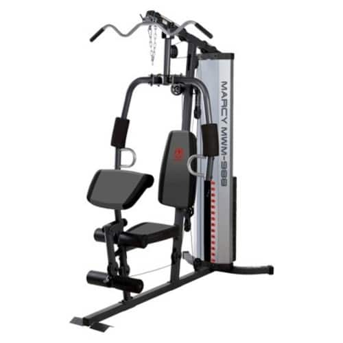 Marcy 150 lb. Stack Home Gym with Arm Press (MWM988) $149.99