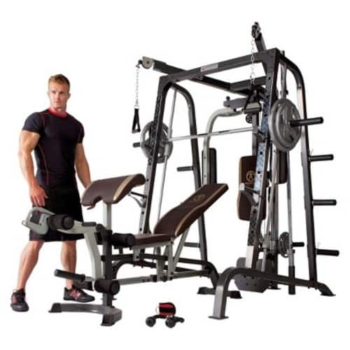 Marcy Cage Home Gym System (MD9010G) $799.99
