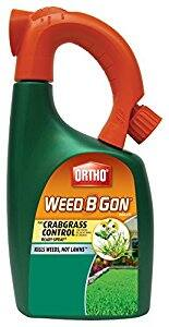 RTS Ortho Weed B Gon Weed Killer for Lawns Plus Crabgrass Control Ready-Spray, 32-Oz $6