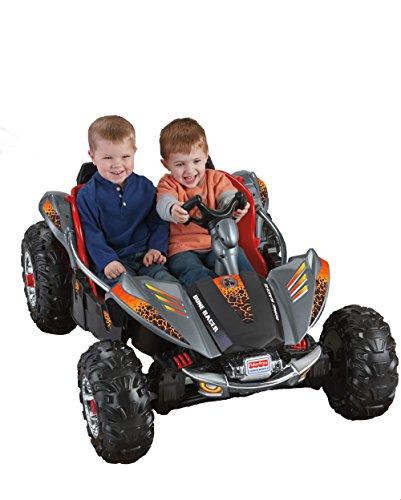 Fisher-Price Power Wheels Dune Racer, Lava Red & Black $188.99