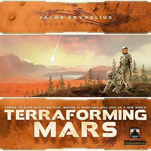 Terraforming Mars Board Game @ Amazon $42