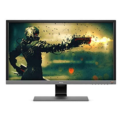 "BenQ 28"" 4k UHD HDR Compatible FreeSync Monitor - Refurbished $222"