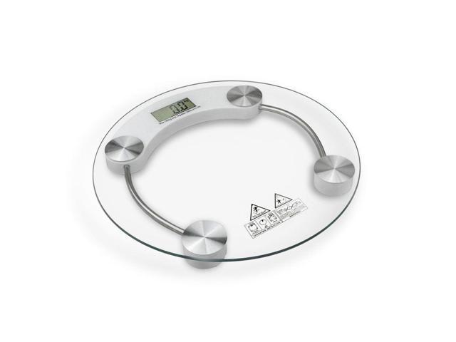 Digital Glass Bathroom Scale $10.99