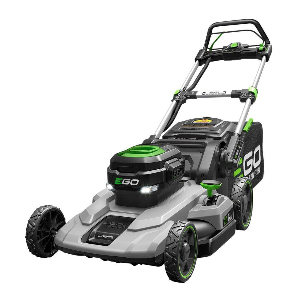 EGO 21 in. 56-Volt Self Propelled Mower w/ 7.5Ah Battery + free shipping - $549 YMMV