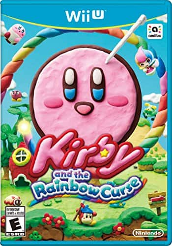 Kirby Rainbow Curse Wii U 29.99 plus 5% off and FS with Target Red Card