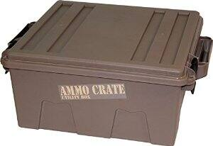 "MTM ACR8-72 Ammo Crate Utility Box w/ 7.25"" Deep, Large, Dark Earth $15.29 + Tax + Prime"