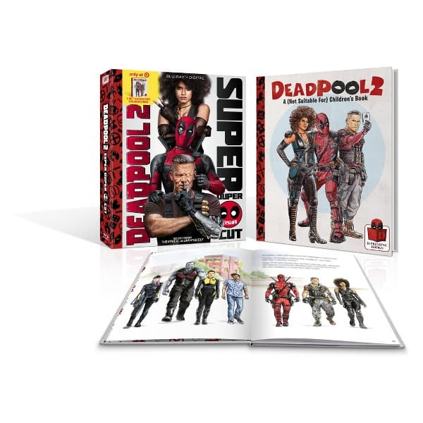 $5 Target Gift Card with Deadpool 2 Preorder