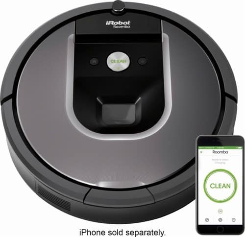 $100 off the iRobot Roomba 960 Wifi-Connected Robot Vacuum ($599)