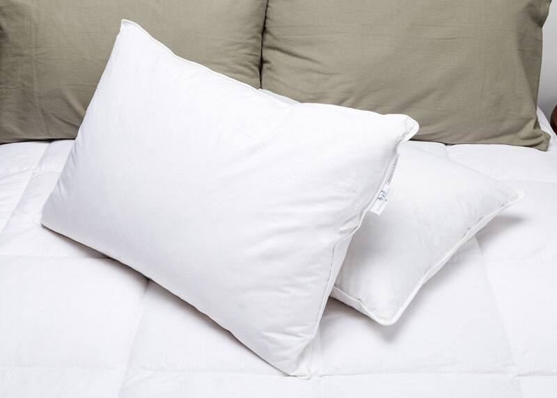 Take 50% OFF Phoenix Down 75% Feather 25% Down Pillow Sets (2 pillows)  starting at $59.99