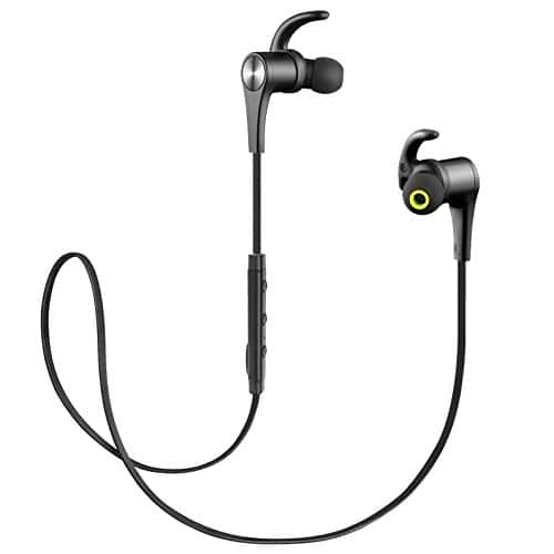 SoundPEATS Bluetooth Headphones Magnetic In-Ear Wireless Earbuds on sale for $18.58 + Free Shipping