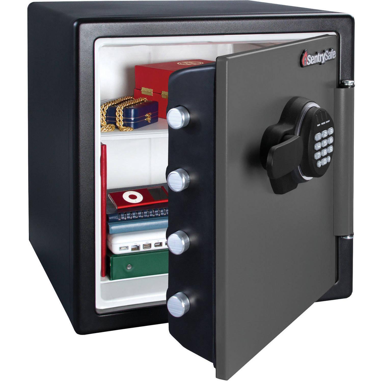 SentrySafe SFW123ES 1. 23 cu. ft. Fire & Water Digital Safe from $89 YMMV B&M