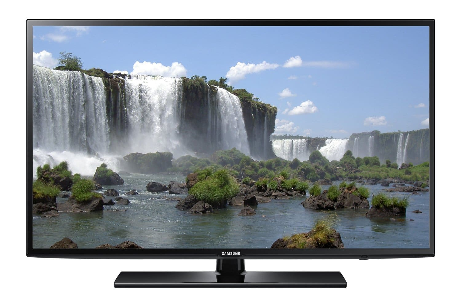 Samsung UN65J6200 65-Inch 1080p Smart LED TV Used $521.13 Amazon Warehousedeals