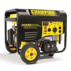 Champion Power Equipment 46539 3500 Watt RV Ready Portable Generator with Wireless Remote Start $293.70 + FS